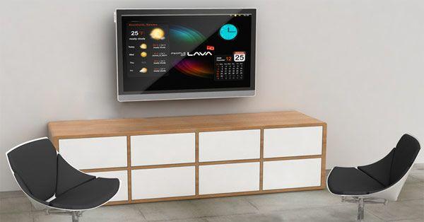 Primul televizor cu Google Android! GALERIE FOTO!