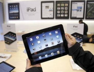 In primavara va fi pus in vanzare iPad 2! Vezi ce stie sa faca