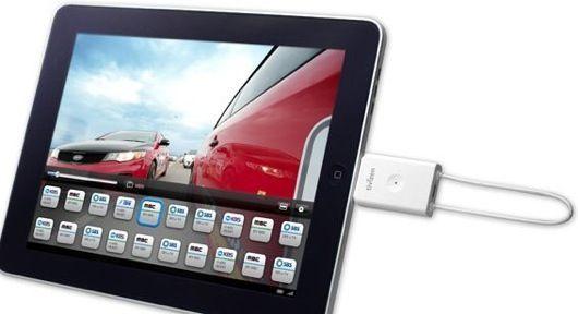 Transforma-ti iPad-ul in televizor