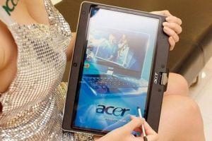 Acer: Nu renuntam la netbook-uri in favoarea tabletelor