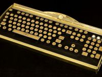 New Yorker Art Deco - o tastatura de lux