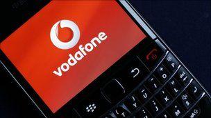 Rețeaua Vodafone UK a rămas fără semnal luni dimineață