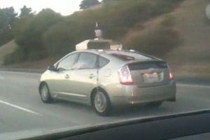 După telefonul Google urmează automobilul Google. Care se conduce singur. Goodbye Drink Drive.