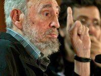 Fidel Castro e star pe Twitter, a depășit deja pragul de 100.000 de cititori