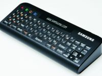 Samsung lanseaza o tastatura wireless pentru televizoare