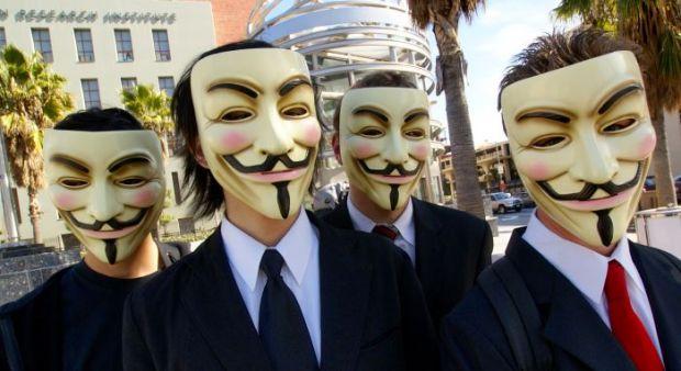 PlayStationNetwork dat jos de hackerii de la Anonymous