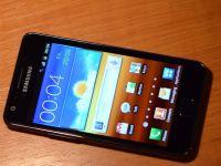 Samsung Galaxy S II la prima vedere