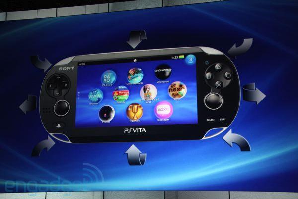 Noul PSP este  botezat PlayStation Vita si va fi pe piata spre sfarsitul anului