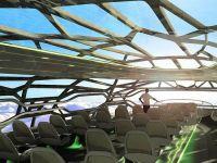 Peste 40 de ani vom calatori cu avioane transparente
