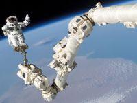 Astronautii ar vrea sa joace jocuri video. Cum merge netul pe Statia Spatiala?