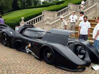 VIDEO Un barbat a construit o masina ca a lui Batman. I-a pus turbina de Boeing!