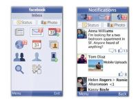 VIDEO Te poti da pe Facebook de pe un telefon obisnuit. Afla ce trebuie sa faci!
