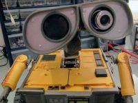 VIDEO Wall-E, robotul care danseaza si urmareste mingea