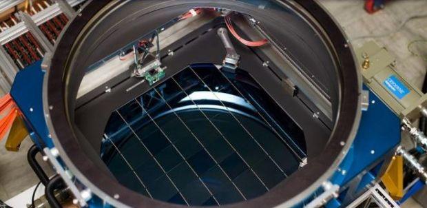 O camera foto de 1400 megapixeli va fotografia asteroizi