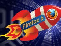 Fa-ti calculatorul racheta! Mozilla Firefox 6 e mult mai rapid decat versiunile precedente