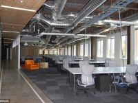 GALERIE FOTO Cel mai urat sediu al unei companii? Vezi cum arata noile birouri Facebook