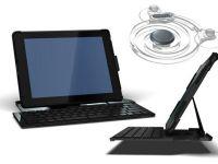 Logitech lanseaza tastatura si joystick-ul pentru iPad
