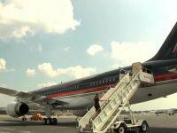 VIDEO Adevaratul lux. Cum arata avionul miliardarului Donald Trump