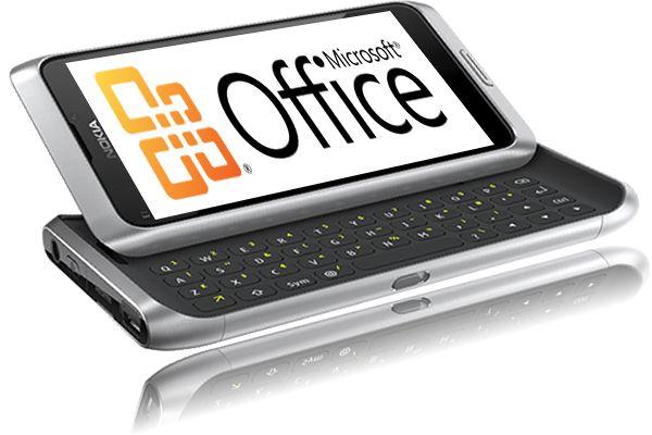 Aplicatii Microsoft gratuite pentru Nokia! Vezi cand vor fi disponibile Microsoft Word si Excel pe Symbian