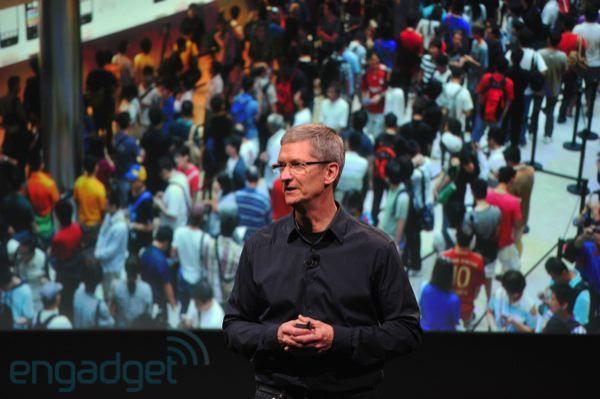 GALERIE FOTO A fost lansat iPhone 4s, un telefon mai rapid decat iPhone 4! Click sa vezi PRETUL