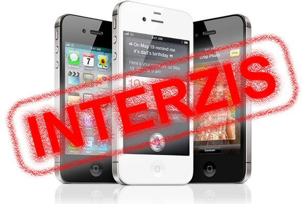 Samsung cere in tribunale INTERZICEREA vanzarii noului iPhone 4S