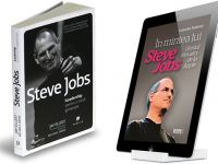 TOP 10 Carti despre Steve Jobs