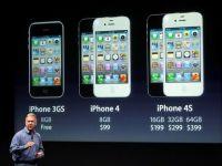 Batalie epica pentru noul iPhone 4S