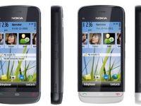 Noile telefoane Nokia C5-06 si C5-05, un fel de Nokia C5-03 la reducere