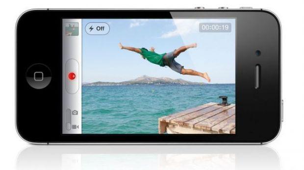 VIDEO Camera lui iPhone 4S uimeste realizatorii de filme