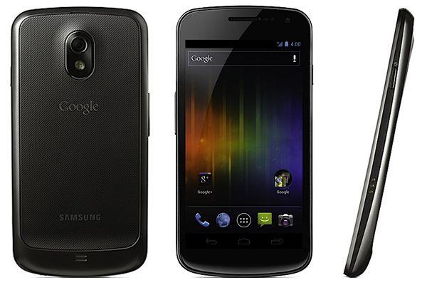 VIDEO Google si Samsung au lansat Galaxy Nexus, primul telefon cu Android 4.0 Ice Cream Sandwich. GALERIE FOTO