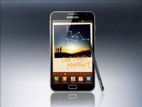 Samsung Galaxy Note, telefonul cu cel mai mare display HD Super AMOLED, a ajuns in Europa