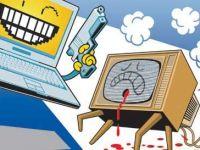 Televiziunea analogica se simte amenintata de puterea Internetului