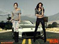 VIDEO Topmodelele Irina Shayk si Chrissy Teigen prezinta Need for Speed The Run