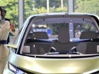 Nissan a creat masina care se conduce cu ajutorul telefonului