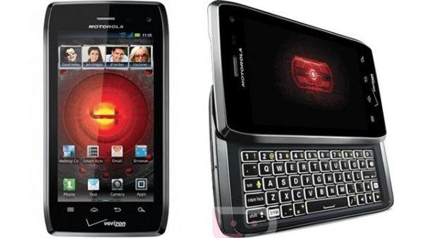 Motorola pregateste un nou smartphone: Motorola Droid 4