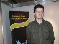Constantin Craciun, creatorul atelierului virtual al electronistilor