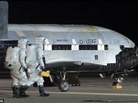 Pentagonul extinde programul SECRET de cercetare spatiala