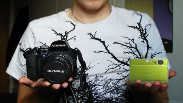 Ai aparat foto compact si vrei sa treci la un DSLR? Afla daca esti in stare