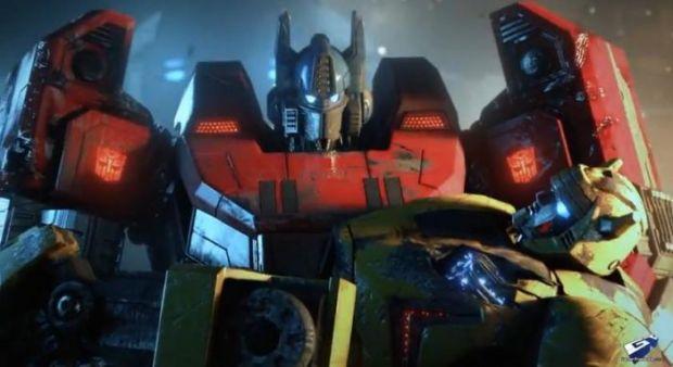 VIDEO Efecte speciale incredibile in noul joc Transformers: Fall of Cybertron