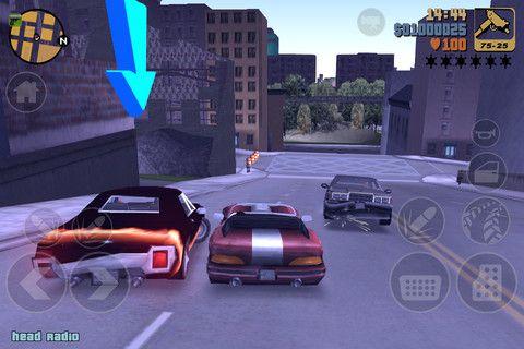 GTA3 iPhone