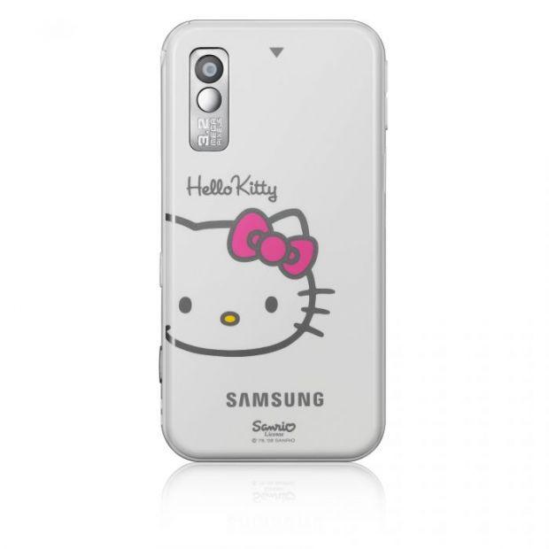 Telefonul Hello Kitty vine in Romania