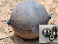 Misterul bilei suspecte cazute din cer in Namibia a fost elucidat