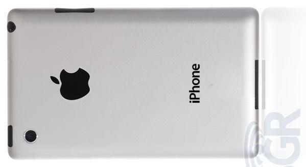 CONCEPT Au aparut fotografii cu un smartphone ce ar putea fi iPhone 5