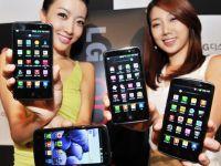 Cele mai noi smartphone-uri vin la marele targ de tehnologie din Las Vegas