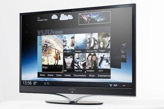 Lampa lui Aladdin, versiunea 2012! Televizorul care iti indeplineste dorintele