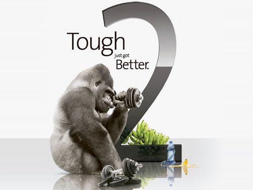 Gorilla Glass 2, cea mai rezistenta sticla din lume! Sari pe ea si nu se sparge VIDEO