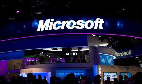 CES 2012: Spatiul lasat liber de Microsoft s-a vandut intr-o ora la campionatul mondial de gadgeturi