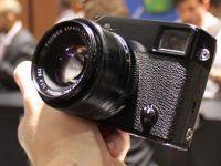 Fujifilm X-Pro 1. Cel mai bun aparat foto de la CES, lansat in Romania in premiera pe Europa de Est