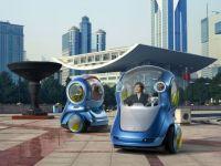Masinile viitorului, vedete la CES. Motorul electric prinde viteza, iar tehnologiile de bord uimesc