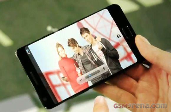 Prima fotografie cu Samsung Galaxy S III?